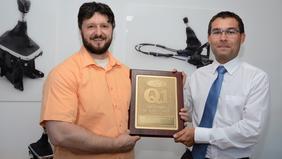 Q1 Award for Jopp Automotive Hungary Kft.