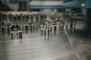 Jopp, Powder Metal Technology, Index, Schütte, ECM, TEM, Undercarriage, Grinding