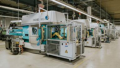 JOPP, Jopp Autmotive GmbH, Automotive, Machining Technology, Precision Machined Parts