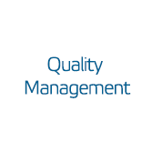 Competence in quality management