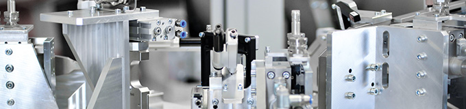 Automation Solutions - Feeding Technology and Custom-Built Machinery Manufacture